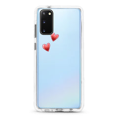 Samsung Ultra-Aseismic Case - Bouncing Heart