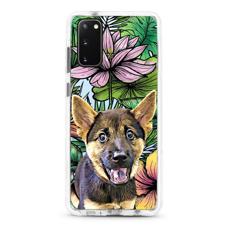Samsung Ultra-Aseismic Case - Secret Garden
