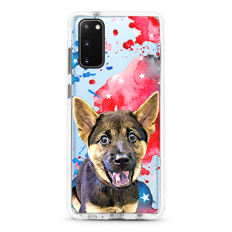 Samsung Ultra-Aseismic Case -  American Water Splash