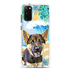 Samsung Ultra-Aseismic Case - Hawaii Wave
