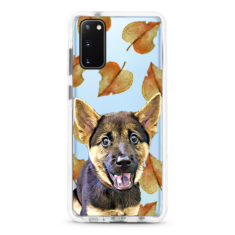 Samsung Ultra-Aseismic Case - Fall Leaves 2