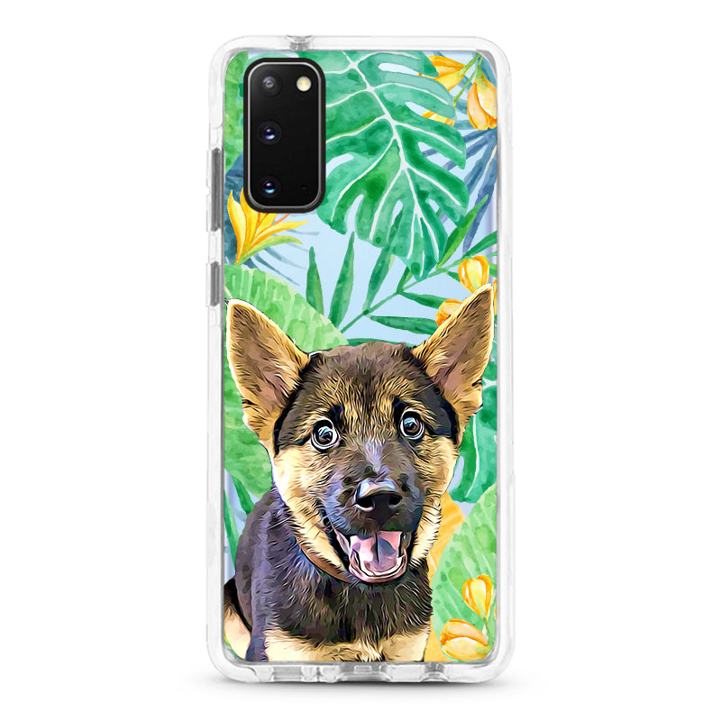 Samsung Ultra-Aseismic Case - Honolulu Tropical
