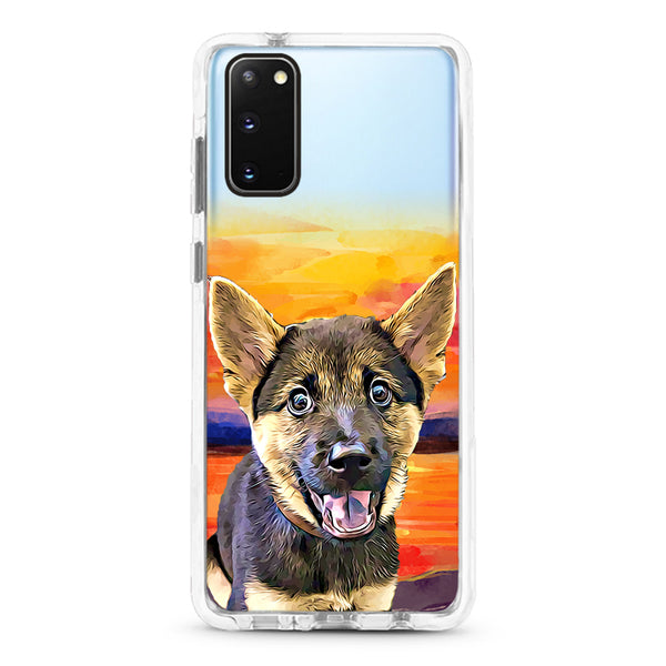 Samsung Ultra-Aseismic Case - Sunset
