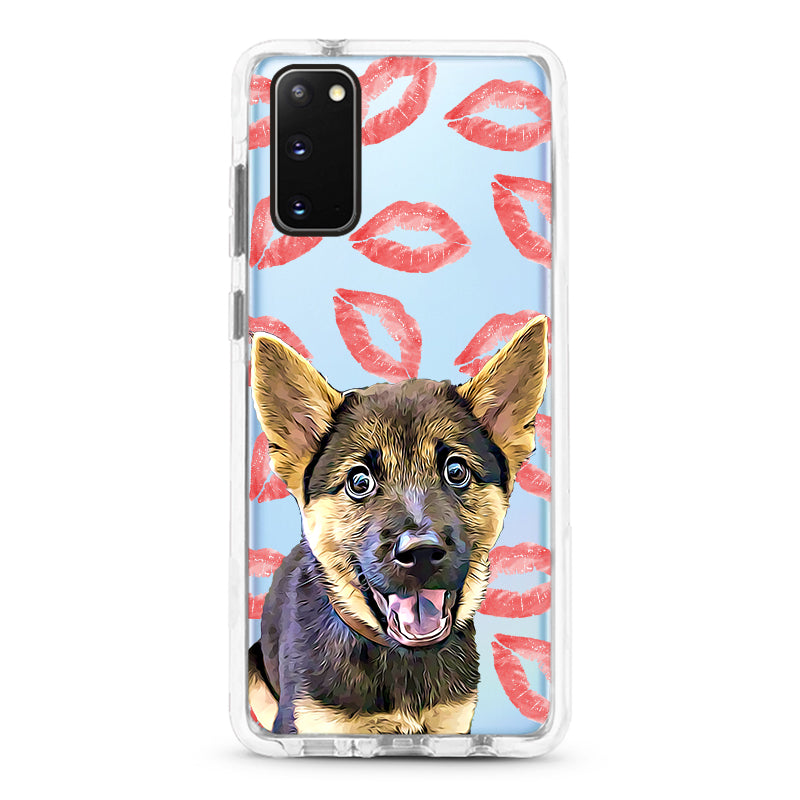 Samsung Ultra-Aseismic Case - The Kiss Bye