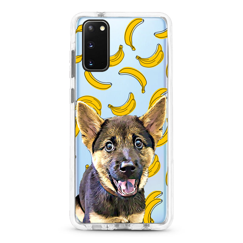 Samsung Ultra-Aseismic Case - Banana King
