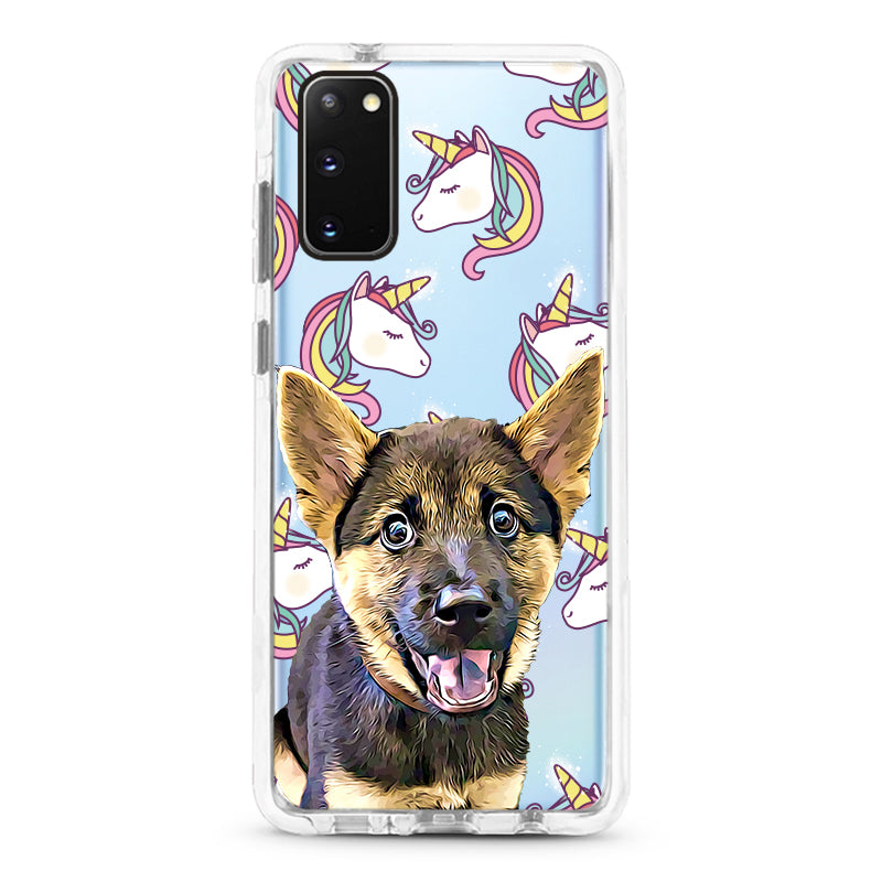 Samsung Ultra-Aseismic Case - Magical Unicorn