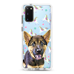 Samsung Ultra-Aseismic Case - Unicorn Dream