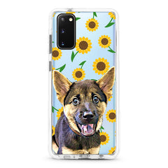 Samsung Ultra-Aseismic Case - Yellow Sunflowers