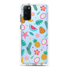 Samsung Ultra-Aseismic Case - Tropical Orchard