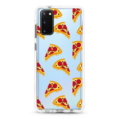 Samsung Ultra-Aseismic Case - Pepperoni Pizza