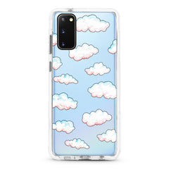 Samsung Ultra-Aseismic Case - Marshmallow Clouds