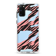 Samsung Ultra-Aseismic Case - Pink Animal Print