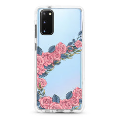 Samsung Ultra-Aseismic Case - The Pink Rose