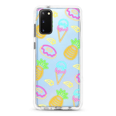 Samsung Ultra-Aseismic Case - Neon Summer
