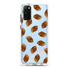 Samsung Ultra-Aseismic Case - Waffle