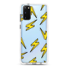 Samsung Ultra-Aseismic Case - The Flash Lighting