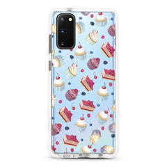 Samsung Ultra-Aseismic Case - Cake Lover