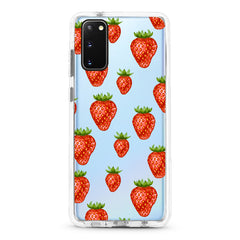 Samsung Ultra-Aseismic Case - Strawberrys