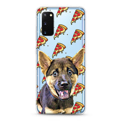 Samsung Aseismic Case - Pepperoni Pizza 2