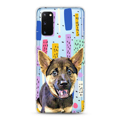 Samsung Aseismic Case - Modern Painting 2