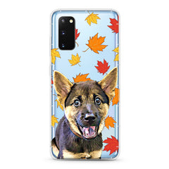 Samsung Aseismic Case - Fall Leaves