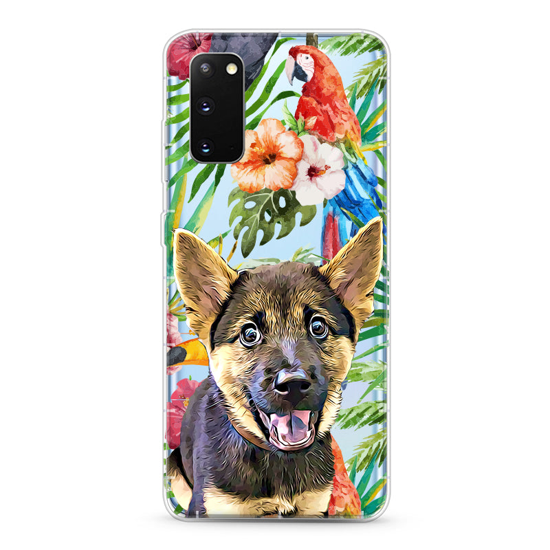 Samsung Aseismic Case - Tropical Forest