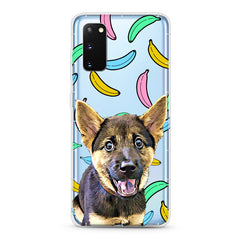 Samsung Aseismic Case - Pop Art Banana