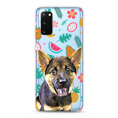 Samsung Aseismic Case - Tropical Orchard