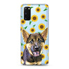 Samsung Aseismic Case - Yellow Sunflowers