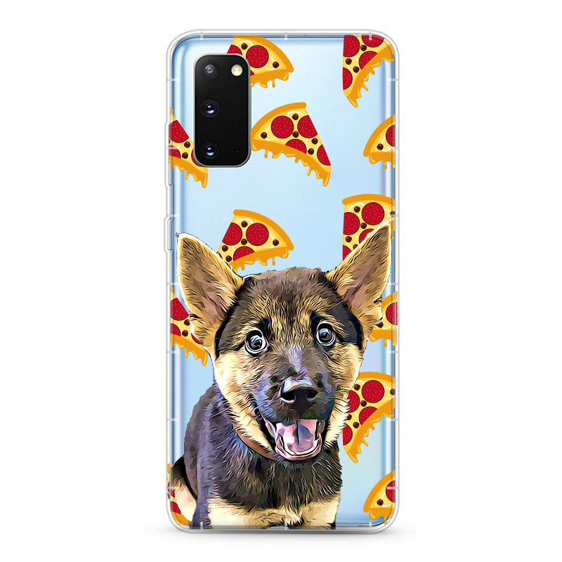 Samsung Aseismic Case - Pepperoni Pizza