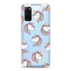 Samsung Aseismic Case - Magical Unicorn