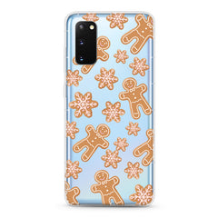 Samsung Aseismic Case - The Gingerbread Cookies