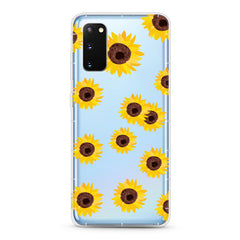 Samsung Aseismic Case - Sunny Sunflowers