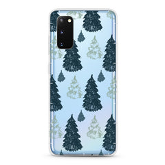 Samsung Aseismic Case - Pine Tree Forest