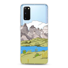Samsung Aseismic Case - Adventure Awaits