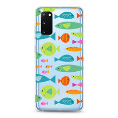 Samsung Aseismic Case - Over the Sea