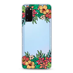 Samsung Aseismic Case - Church Floral