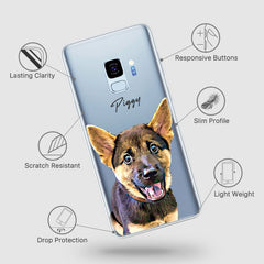 Samsung Aseismic Case - KIsses