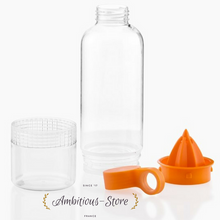 Bouteille infusion + presse agrumes - Ambitious-store