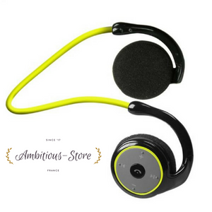 Casque audio Bluetooth - Ambitious-store