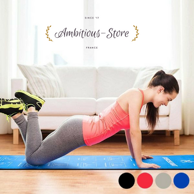 Tapis Fitness Exercice