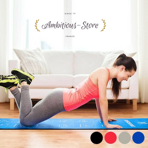 Tapis Fitness Exercice - Ambitious-store