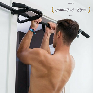Barre de traction multi-exercices pro - Ambitious-store