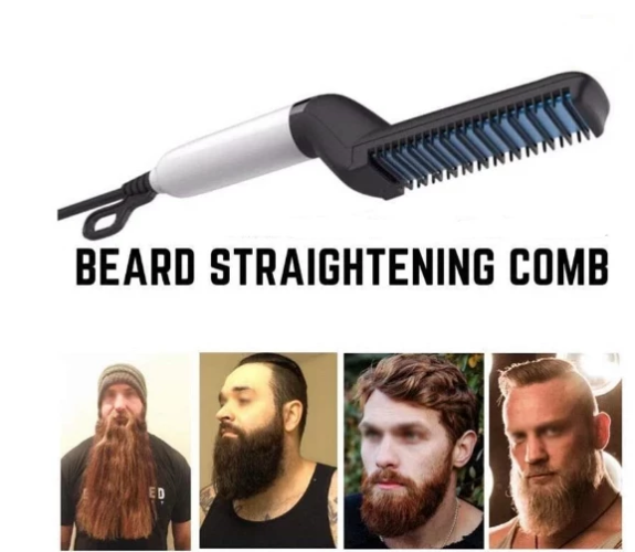 Beard Straightening Comb