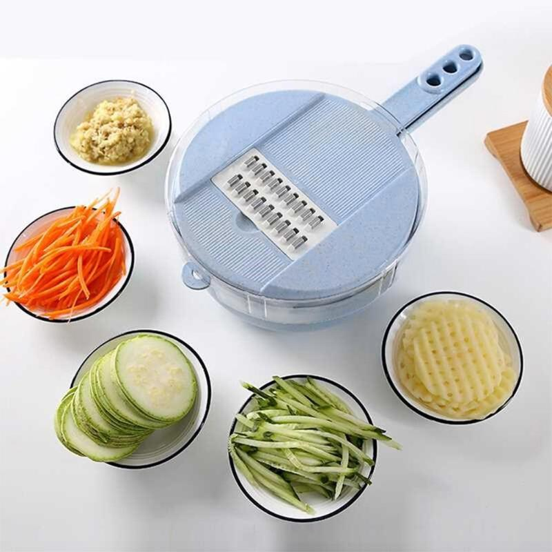 KITCHENPRO™ 9 in 1 Multi - Food Chopper