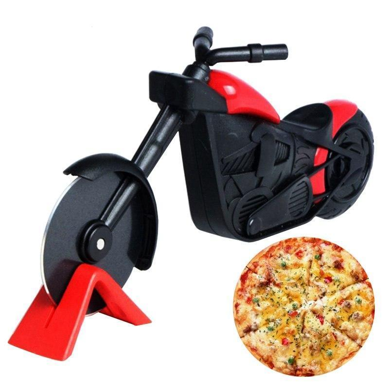MOTORSLICE™ Pizza Chopper