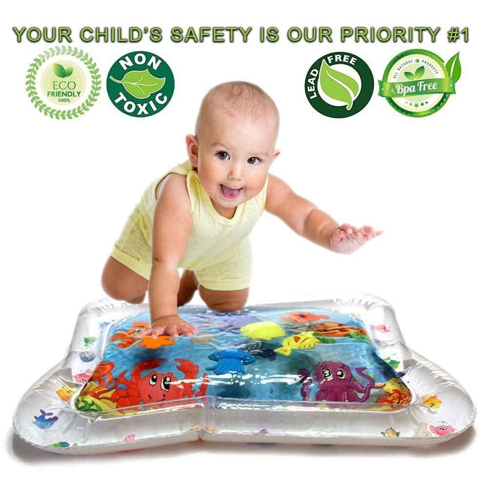 TUMMYTIME™ Inflatable Water Mat