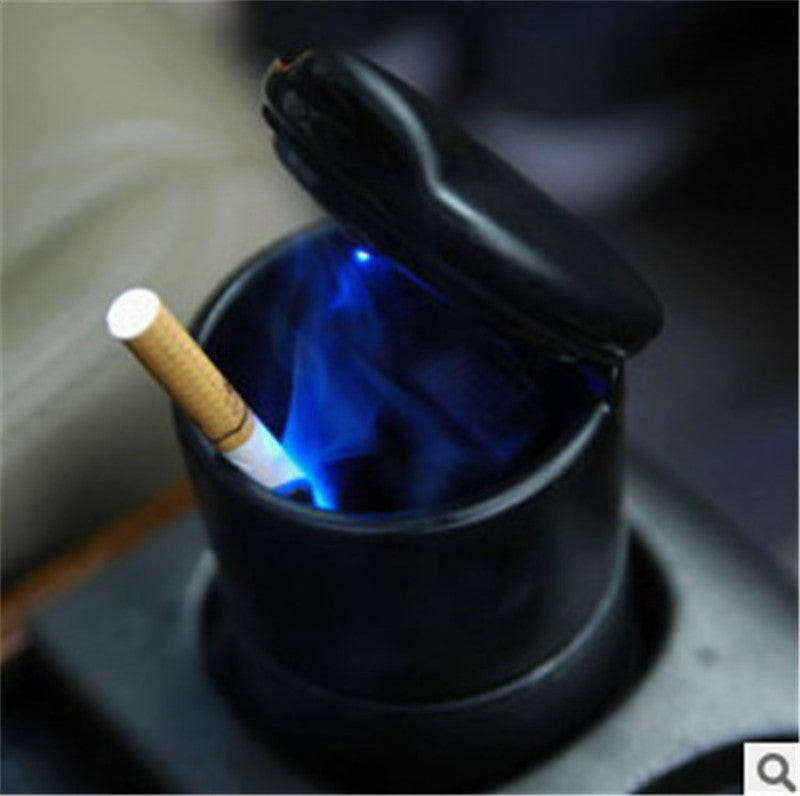 Portable LED Ashtray