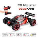 Monster Speedster RC Car
