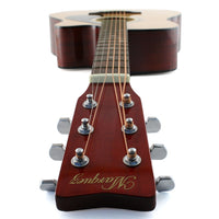 Marquez MD200-SEC Solid Top Steel String Electric Acoustic Guitar